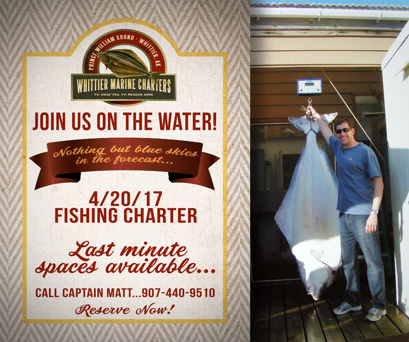 We're Fishing Tomorrow…Join Us!