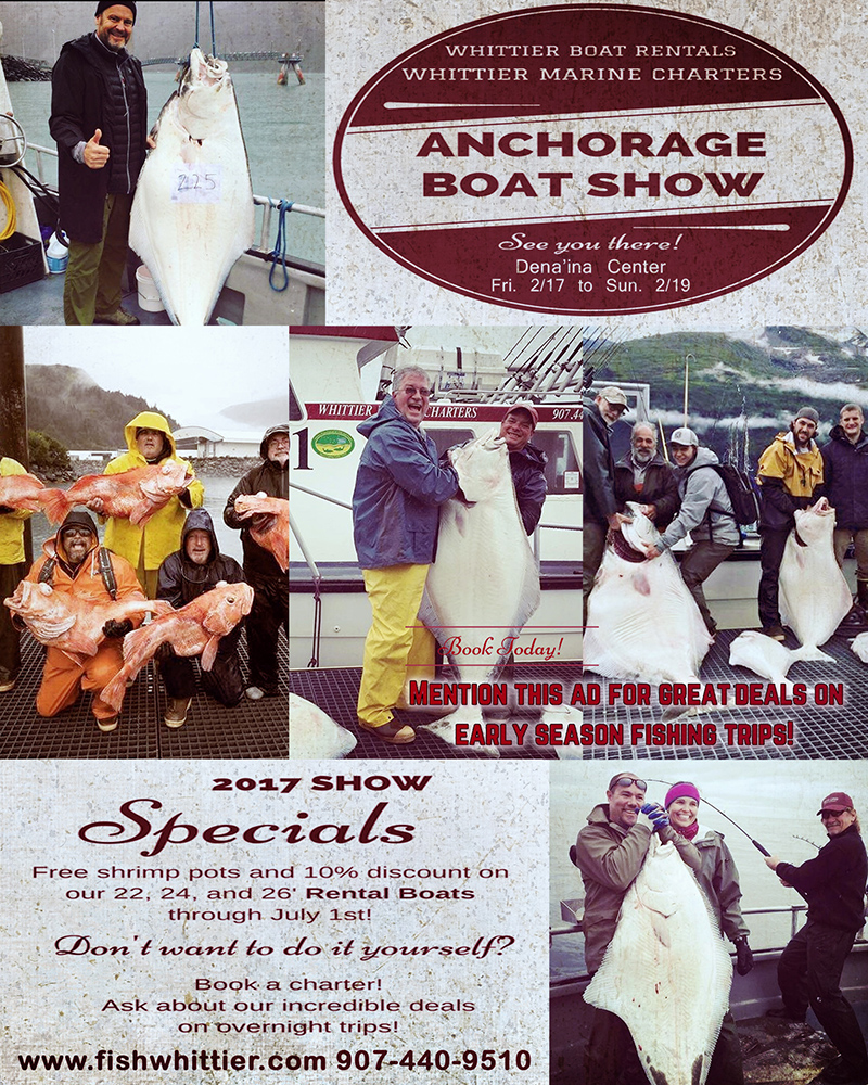 Join Us At The Anchorage Boat Show